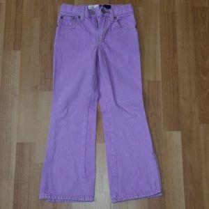 GAP kids flare jeans